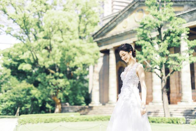 旧桜宮公会堂 結婚式 フェア1