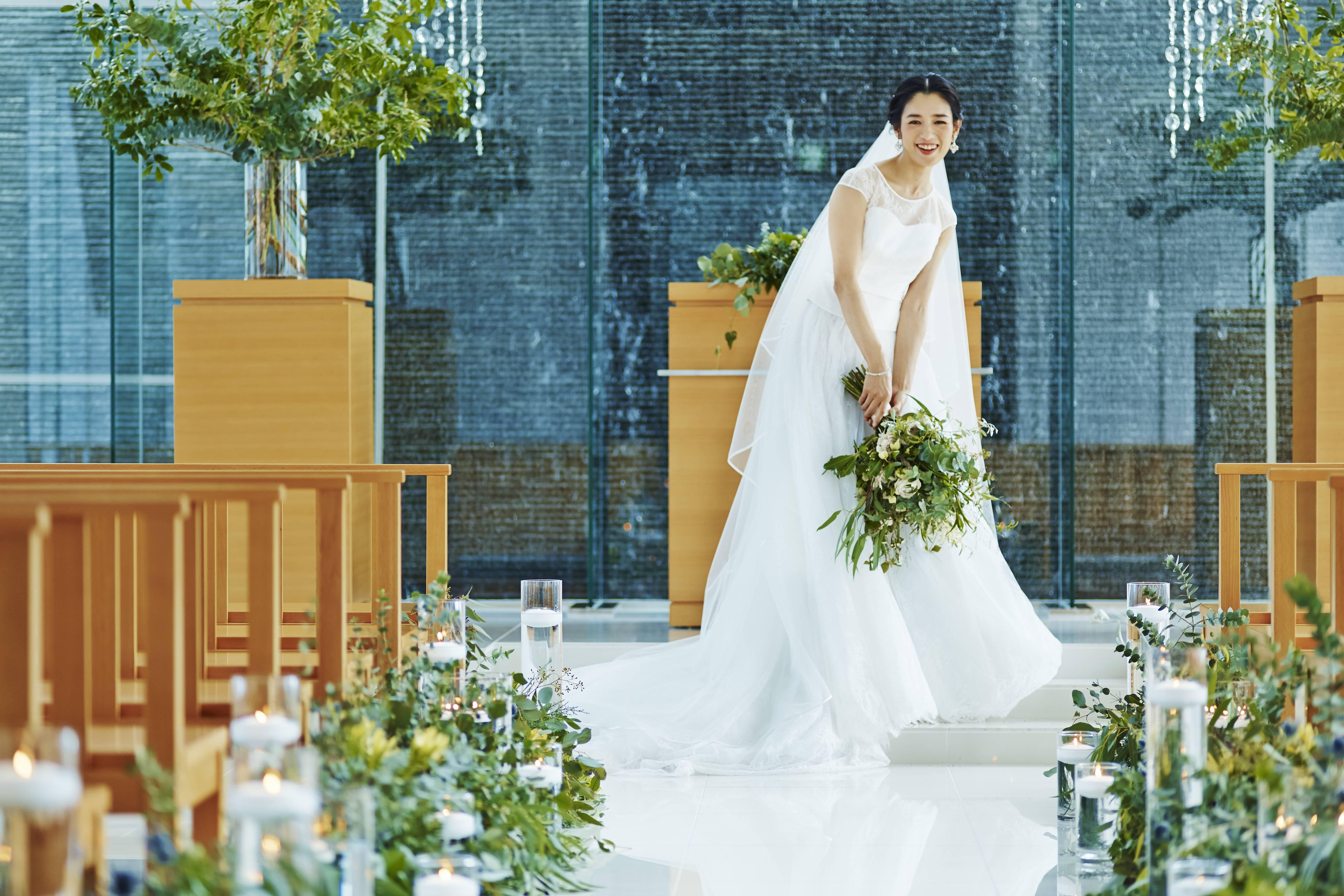 岡山モノリス 結婚式 フェア1