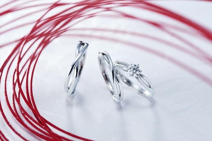 ふたりの日々にそっと寄り添う-Wedding ring-