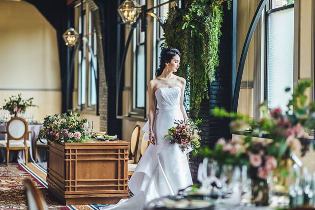 芦屋モノリス 結婚式 フェア2