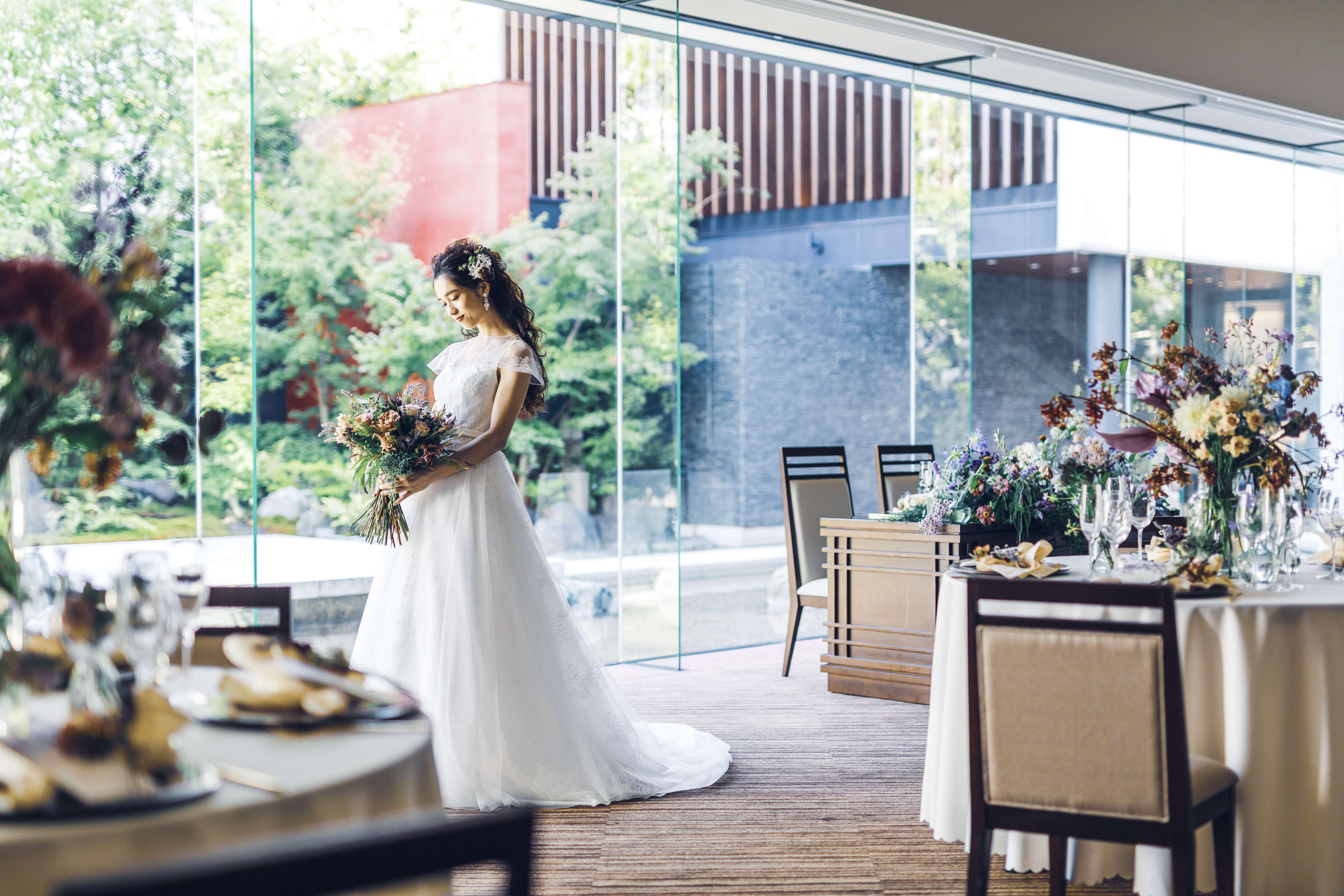 松山モノリス 結婚式 フェア1