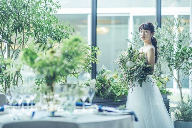広島モノリス 結婚式 フェア3